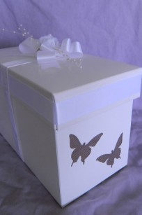 Decorated Mass Release Box